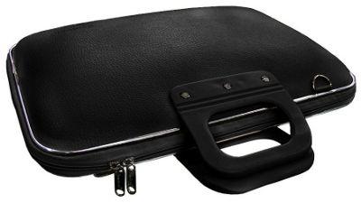 Bombata Classic Black 17 inch Laptop Case