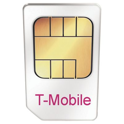 T-Mobile Pay as you go SIM Pack