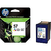 HP 57 Tri-color Original Printer Ink Cartridge