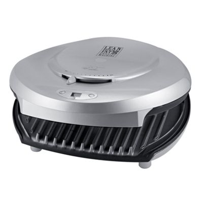 George Foreman 10099 Family Health 6 Portion Grill