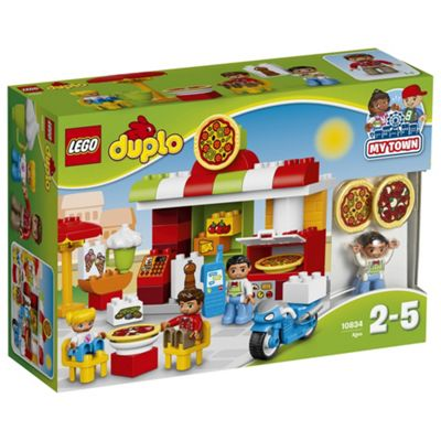 LEGO Duplo Town Pizzeria 10834 Learning Toy