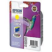 Epson T0804 printer Ink Cartridge - Yellow