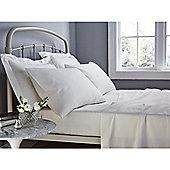 Catherine Lansfield 500 Thread Count Oxford Pillowcase - Cream