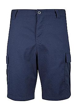 Mountain Warehouse Lakeside Mens Short - Blue