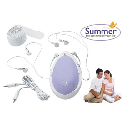 Summer Infant Prenatal Heart Listening Monitor