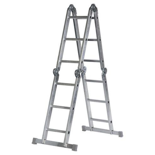 Abru Multi Purpose Ratchet Ladder
