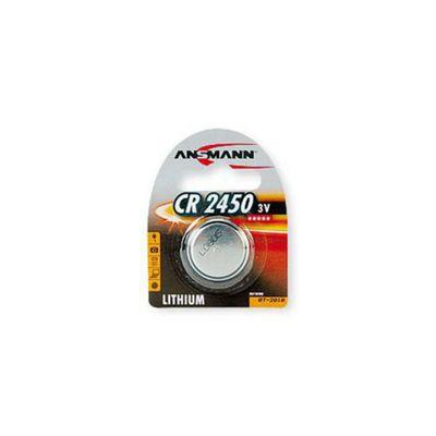 Ansmann CR2450 Lithium Button Cell
