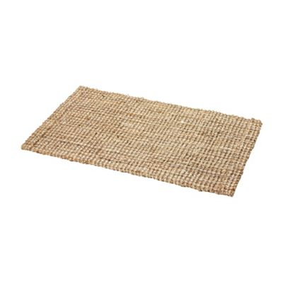 Tesco Chunky Boucle Mat 45x75cm