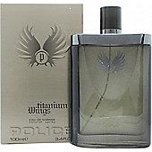 Police Titanium Wings Eau de Toilette (EDT) 100ml Spray For Men
