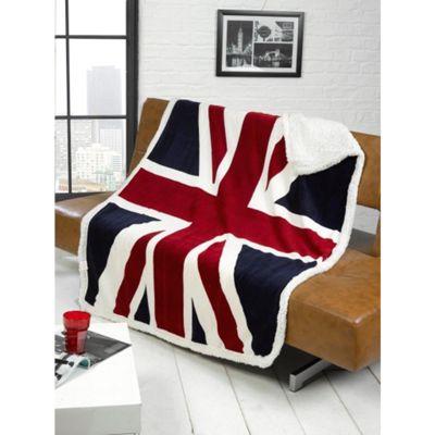 Union Jack Throw 130 x 160cm