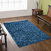 Spider Electric Blue 150x210 cm Rug