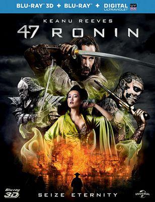 47 Ronin (3D Blu-ray & UV)