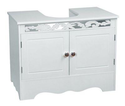 Ellsworth Bathroom Under Sink Cabinet -White