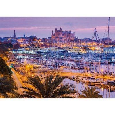 Palma De Mallorca - 1000pc Puzzle