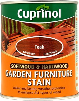 Cuprinol Garden Furniture Stain - Teak - 750ML