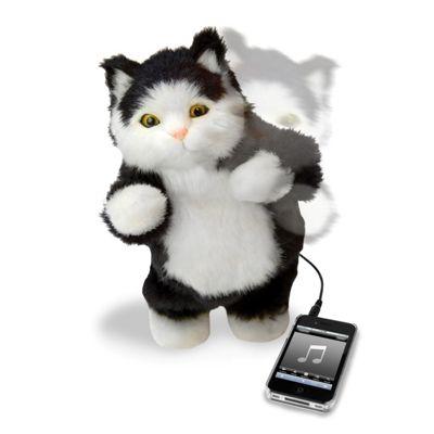 Speaker - Dancing Cat Speaker - Thumbs Up.