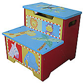 Liberty House Safari Step Stool