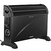 VonHaus 2000W Convector Heater with Free 2 Year Warranty, 3 Heat Settings and Adjustable Thermostat