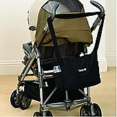 Koo-di Pack It Pram Bag Black