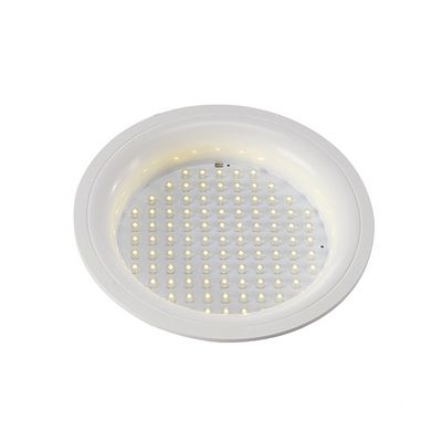 led Panel Round Recessed Light White 8W Warm White LED