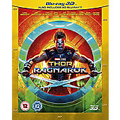 Thor Ragnarok 3D BD Retail