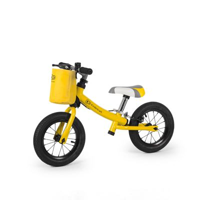 Kinderkraft balance bike NOVI - Yellow