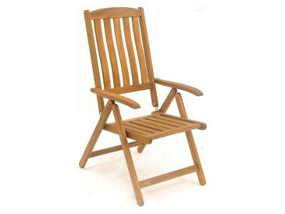 Mir Atr-2 Turnbury Acacia Multi-position Chair