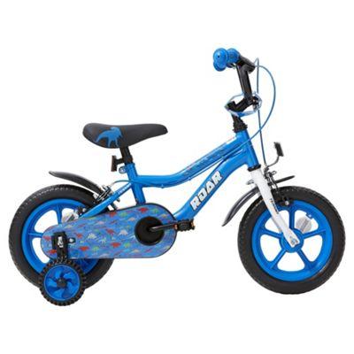 Terrain Dinosaurs 12 inch Wheel Blue Kids Bike