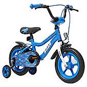 Terrain Stegosaurus 12 inch Wheel Blue Kids Bike