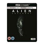 Alien: Covenant 4K Ultra HD Blu-ray