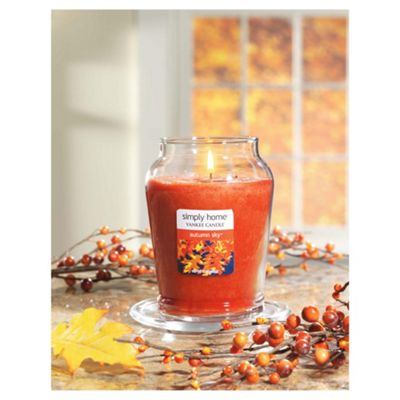 Yankee Candle Large Jar Autumn Sky