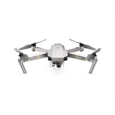 DJI Mavic Pro 4K Aerial Drone - Platinum