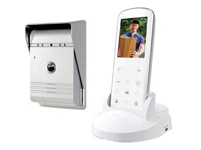 Byron VD36W Wireless Walkabout Video Door Intercom