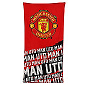 Manchester United FC Impact Towel