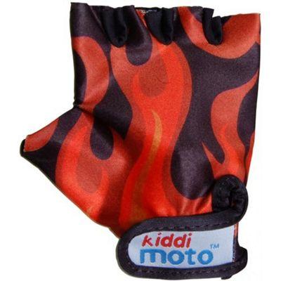 Kiddimoto Gloves Flames (Small)