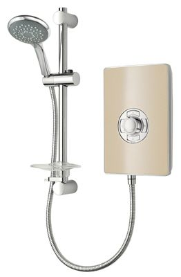 Triton Collection II 9.5kW Riviera Sand Electric Shower