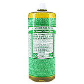 Dr Bronner's Organic Almond Castile Liquid Soap 946ml