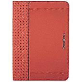 Samsonite Tabzone Punched Red iPad Mini Case (iPad 2 & 3)