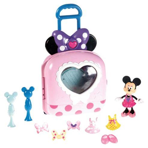 Minnie Mouse Fashion on The Go Bowtique