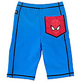 Ultimate Spiderman UV Shorts 7 to 8 Years