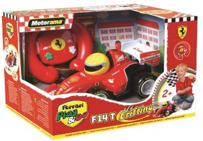 Ferrari Play & Go F14 T Drifting Radio Control Car