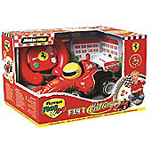 Ferrari Play & Go F14 T Drifting Radio Control Car