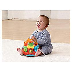 VTech Push & Play Spinning Top