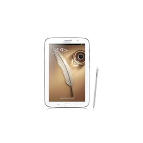 Samsung Galaxy Note 8.0 (8 inch) Tablet PC Quad Core 1.6GHz 16GB LTE 4G WLAN BT Camera (Front/Rear) Android 4.1.2 (Pearl White)