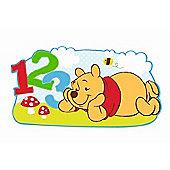 Disney Winnie The Pooh Neutral Large Foam Wall Sticker