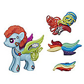 My Little Pony Pop Theme Pack - Rainbow Dash