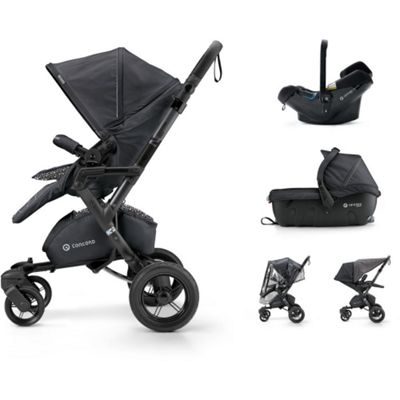 Concord Neo Travel Set (Cosmic Black)