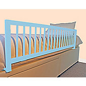 Safetots Extra Wide Wooden Bed Rail Blue