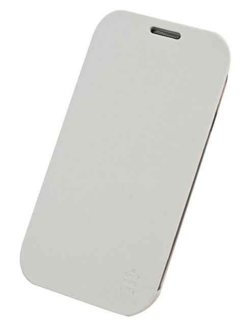 Tortoise™ Ultra Flip Cover Case Samsung Galaxy SIII White