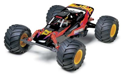 Mad Monster Truck Electric 110 Bull 2wd